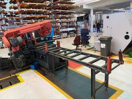 Waytrain automatic horisontal bandsaw for sale