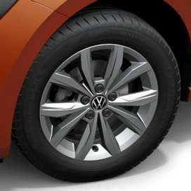 VW Polo 2021 4 x alloy wheels Salou 15 inch (185) for sale (Brand new)