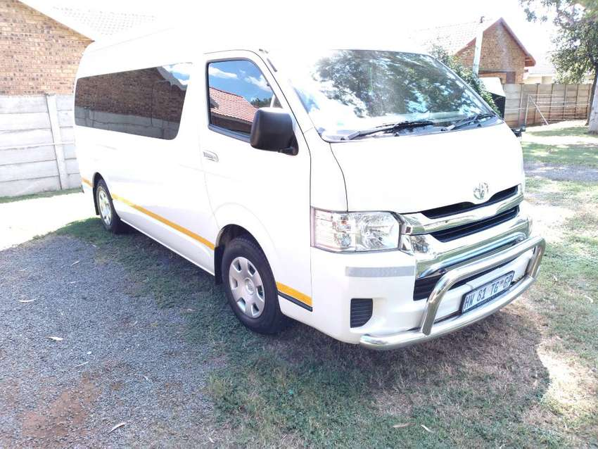 14 seater Toyota quantum for sale