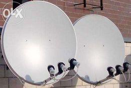 Супутникове телебачення. Встановлення та ремонт