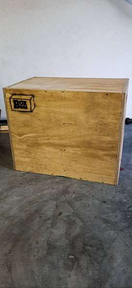 Functional Fitness Plyometric Boxes