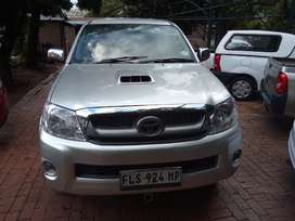 Toyota Hilux 3.0D4D 4x4 Double Cab Manual For Sale