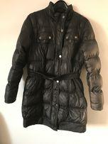 Kurtka/Płaszcz puchowy czarny L/XL jak Zara, Reserved