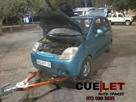 Chevrolet Spark stripping for parts or spares
