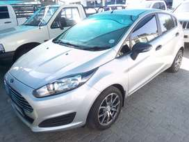 2016 Ford Fiesta Ecoboost 5 DR 1.0