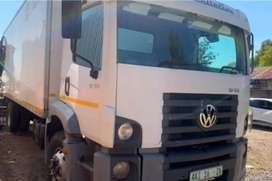 VW 15 .180 closed truck for sale