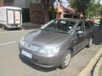 Image of 2005 toyota corolla 1.4 gle for sale