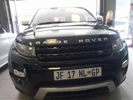2014 Range Rover Land River Evoque Si4