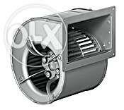 Вентилятор EBM-PAPST D4E160-DA01-22 (новый)