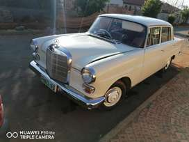 Old skool Benz offers only no silly offers