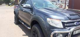 Ford ranger 2015 automatic transmission