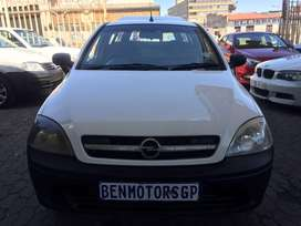 2006 Opel Corsa Utility Engine1.7DTI With Canopy