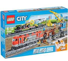 LEGO City 60098 Heavy-haul Train. New