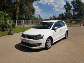 2013 1.2 TDI Polo Bluemotion