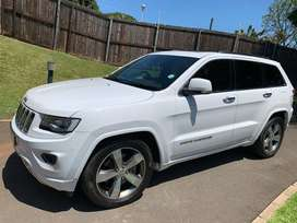 Jeep Grand Cherokee SUV 3L CRD Overland