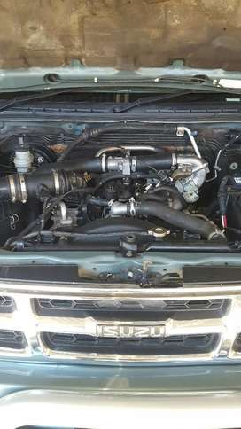 Isuzu Kb Engines