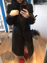 Женское осенне-зимнее кашемировое пальто