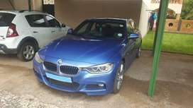 2014 BMW 320D M-Sport stunning vehicle all around perfect BARGAIN