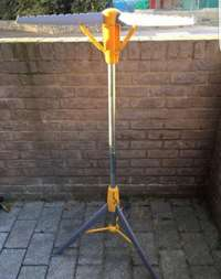 Image of Hangaway clothes hanger stand