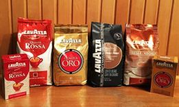 Кофе в зернах Lavazza(Италия)