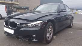 BMW F30 320i 3 series auto stripping for spares.
