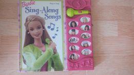 barbie sing along songs