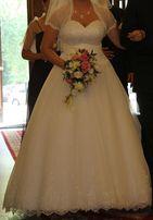 Ślub, Swarovski suknie, suknia ślubna + gratis bolerko wawa OKAZJA