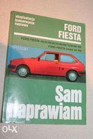 Sam naprawiam Ford Fiesta