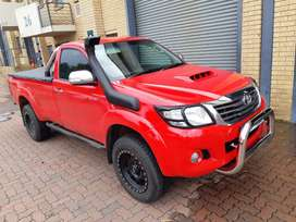 Toyota Hilux Single Cab D-4D  Raider 3.0ltr (windows,Mirrors,Spate key