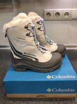 Детские ботинки Columbia Kids' Youth Bugaboot Plus IV, оригинал