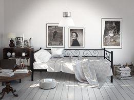 """Металлический диван-кровать """"Амарант"""" фабрики Тенеро"""