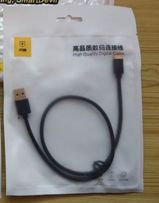 Шнур для телефона USB Type C, micro-USB