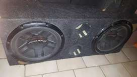 Pioneer svc x2(sold)