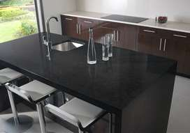 Granite and tops installation