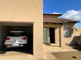 It's a house in a security estate