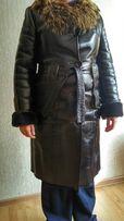 Зимнее пальто/куртка/дубленка