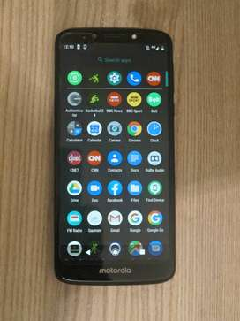 Motorola G6 Play 16GB 2018 fingerprint