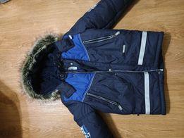 курточка зимняя Lenne 128-134