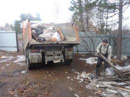 Вывоз хлама, старой мебели, мусора