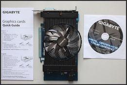 Видеокарта Gigabyte HD7770 1gb GDDR5