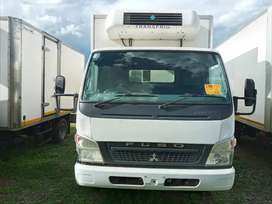 [URGENT DEAL] 2010 MISTUBISHI FUSO FE7:136 FRIDGE UNIT FOR SALE