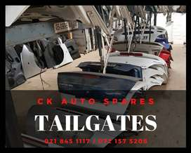 Tailgates for sale for most vehicles make and models.