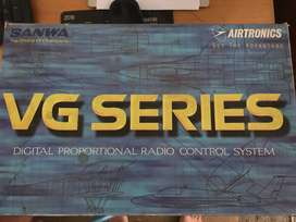model airplane radio control systems