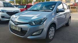 Hyundai i20  1.4 Engine Capacity