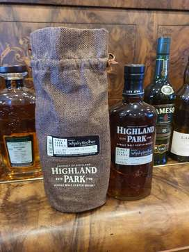 Highland Park 13 Year Old Whisky Brother Bottle