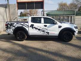 .2019 Ford Ranger 2.2TDCi Double Cab Hi-Rider XL Auto