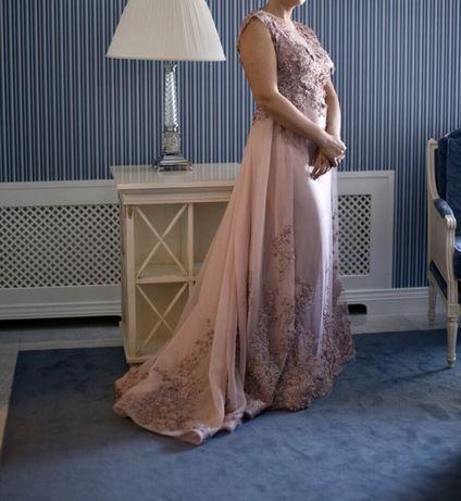 Продам шикарное вечернее (свадебное )Платье Одесса - изображение 2