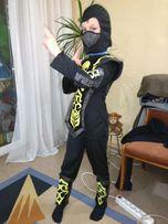 Новогодний карнавальный костюм ниндзи.