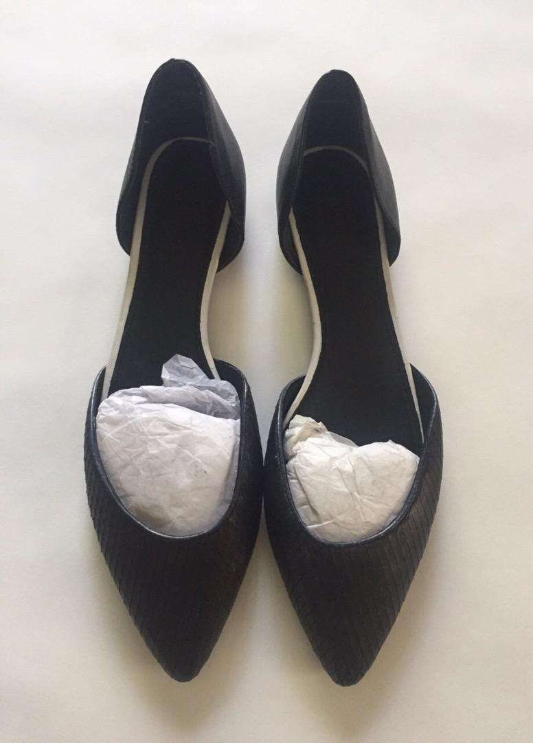 Witchery leather shoes