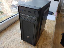 WIN10 Mega szybki Intel 3,7GHz I3-6100 8GB RAM 128GB SSD+GeForce GT730